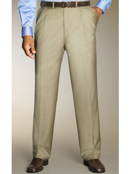 Double Pleat Tailored fit men trouser