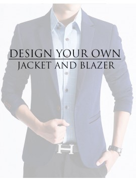 jacket and blazer