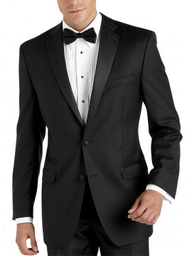 Black Tailored Tuxedo