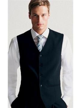 Men's skinny waistcoat business wear
