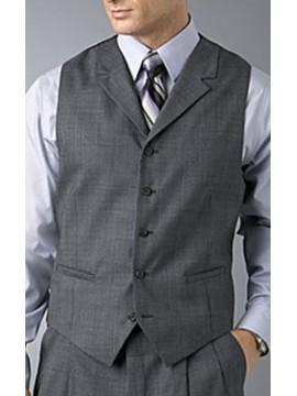 Notch Lapel men's waistcoat