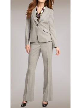 Straight Leg Pant women work suit